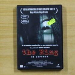 THE RING EL CIRCULO - DVD