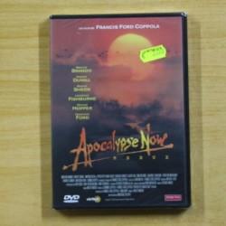APOCALYPSE NOWW REDUX - DVD
