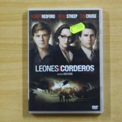 LEONES POR CORDEROS - DVD