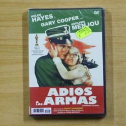 ADIOS A LAS ARMAS - DVD