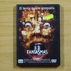13 FANTASMAS - DVD