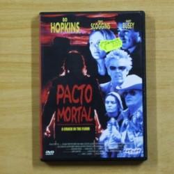 PACTO MORTAL - DVD