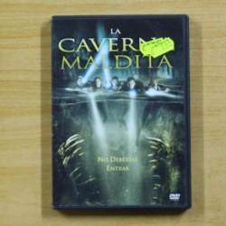 LA CABERNA MALDITA - DVD