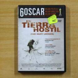 EN TIERRA HOSTIL - DVD