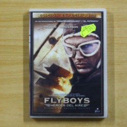 FLYBOYS HEROES DEL AIRE - DVD
