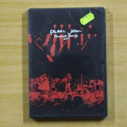 PEARL JAM TOURING BAND 2000 - DVD
