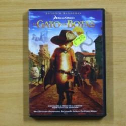 EL GATO CON BOTAS - DVD