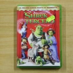 SHREK TERCERO - DVD