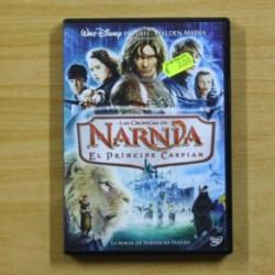 LAS CRONICAS DE NARNIA - DVD