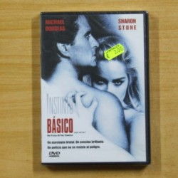 INSTINTO BASICO - DVD