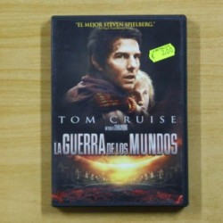 LA GUERRA DE LOS MUNDOS - DVD