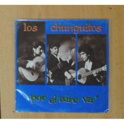 LOS CHUNGUITOS - POR EL AIRE VA - SINGLE