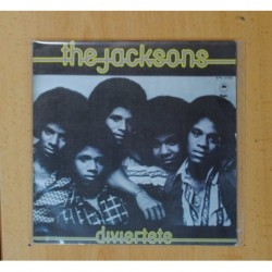 THE JACKSONS - DIVIERTETE - SINGLE