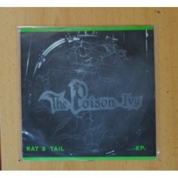 THE POISON IVY - RAT´S TAIL EP - I WANT YOU +3 - EP