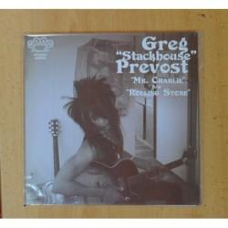 GREG STACKHOUSE PREVOST - MR. CHARLIE / ROLLING STONE - SINGLE