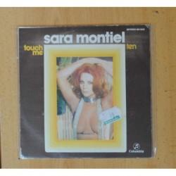 SARA MONTIEL - TOUCH ME / TEN - SINGLE