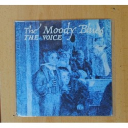THE MOODY BLUES - THE VOICE / 22.000 DAYS - SINGLE