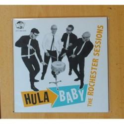 HULA BABY - MARIBEL + 2 - EP