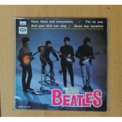 THE BEATLES - HERE, THERE AND EVERYWHERE + 3 - EP