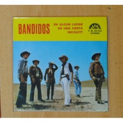 BANDIDOS - BANDIDOS + 3 - EP