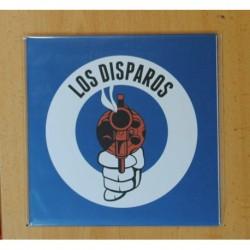 LOS DISPAROS - CINCO BALAS + 3 - EP