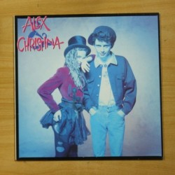 ALEX & CHRISTINA - ALEX & CHRISTINA - LP