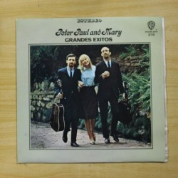 PETER PAUL AND MARY - GRANDES EXITOS - LP
