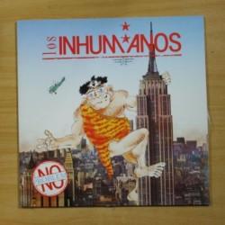 LOS INHUMANOS - NO PROBLEM - LP