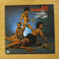 BONEY M - LOVE FOR SALE - LP