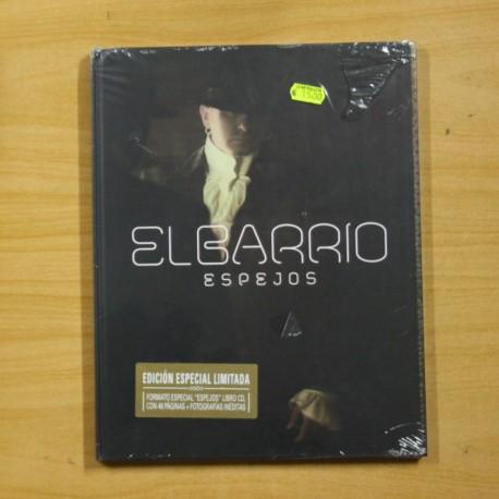 EL BARRIO - ESPEJOS - LIBRO CD