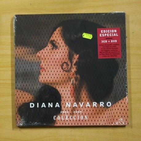 DIANA NAVARRO - 2005 2009 COLECCION - 3 CD + DVD
