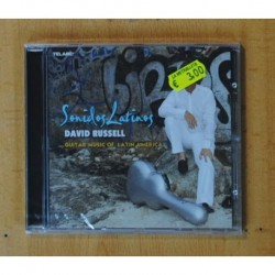DAVID RUSSELL - SONIDOS LATINOS - CD