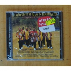 LADYSMITH BLACK MAMBAZO - LONG WALK TO FREEDOM - CD