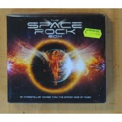 VARIOS - THE SPACE ROCK BOX - BOX CD