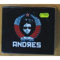 ANDRES CALAMARO - OBRAS INCOMPLETAS - BOX CD