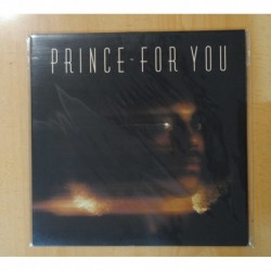 PRINCE - FOR YOU - LP