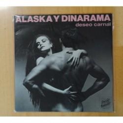 ALASKA Y DINARAMA - DESEO CARNAL - LP