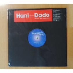 JEAN MICHEL JARRE - HANI DADO / OXYGENE 8 REMIXEZ - MAXI - GATEFOLD - 2 LP