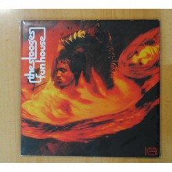 THE STOOGES - FUN HOUSE - GATEFOLD - LP