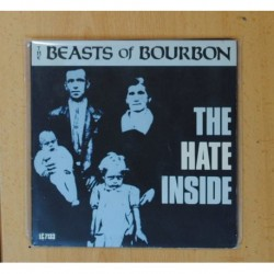 THE BEAST OF BOURBON - THE HATE INSIDE + 3 - EP