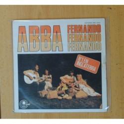 ABBA - FERNANDO / INTERMEDIO Nº 1 - SINGLE
