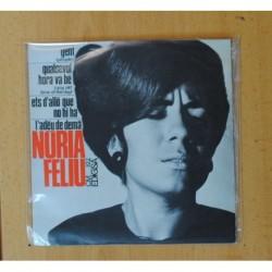 NURIA FELIU - GENT + 3 - EP