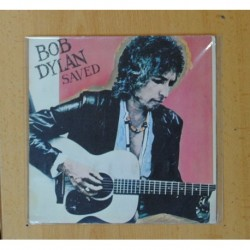 BOB DYLAN - SAVED / ARE YOU READY - SINGLE