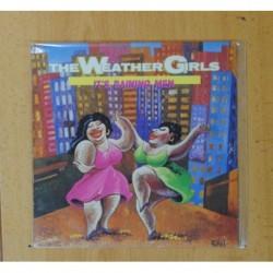 THE WEATHER GIRLS - IT´S RAINING MEN - SINGLE