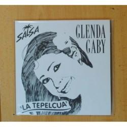 GLENDA GABY - LA TEPELCUA - SINGLE