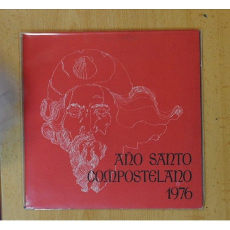 AÑO SANTO COMPOSTELANO 1976 - SINGLE