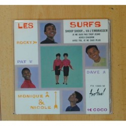 LES SURFS - SHOOPS SHOOPS + 3 - EP