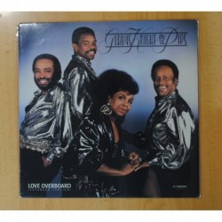 GLADYS KINGHT AND THE PIPS - LOVE OVERBOARD - MAXI
