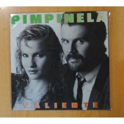 PIMPINELA - VALIENTE - LP