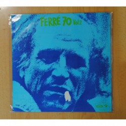 LEO FERRE - FERRE 70 VOL. 2 - LP